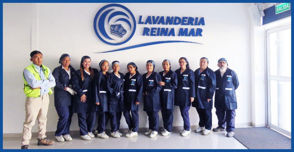 Personal Lavandería Reinamar